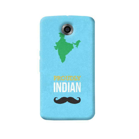 Proudly Indian Nexus 6 Case