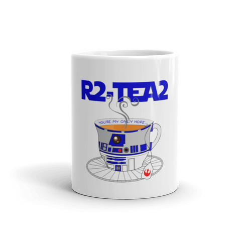 R2-TEA2 Coffee Mug