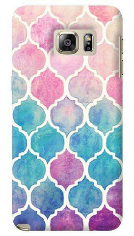 Rainbow Pastel   Samsung Galaxy Note 5 Case