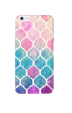 Rainbow Pastel Apple iPhone 6 Plus Case