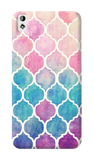 Rainbow Pastel HTC Desire 816 Case