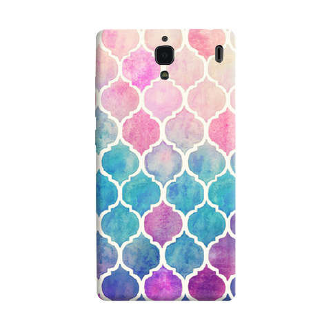Rainbow Pastel Redmi 1S Case
