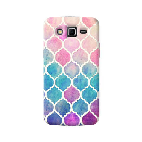 Rainbow Pastel Samsung Galaxy Grand 2 Case