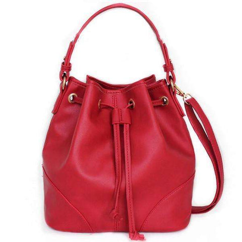 Red Mango Bucket Bag