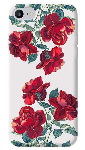 Red Roses Apple iPhone 6/6S Case