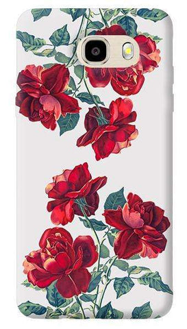 Red Roses Samsung Galaxy J7 Prime Case