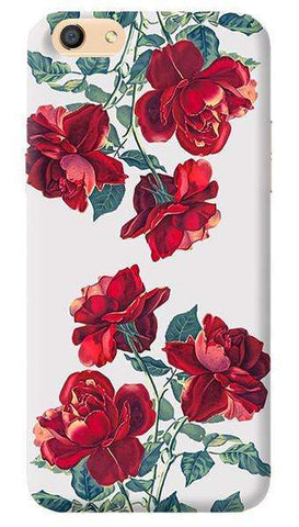 Red Roses Vivo V5 Case