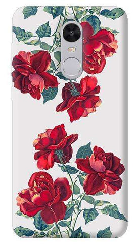 Red Roses Xiaomi Redmi Note 4 Case