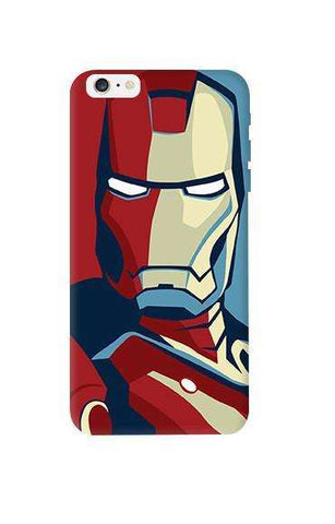 Retro Ironman  Apple iPhone 6 Plus Case