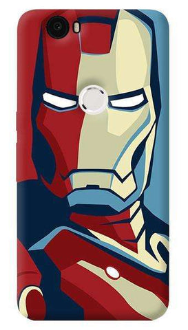 Retro Ironman  Nexus 6P Case