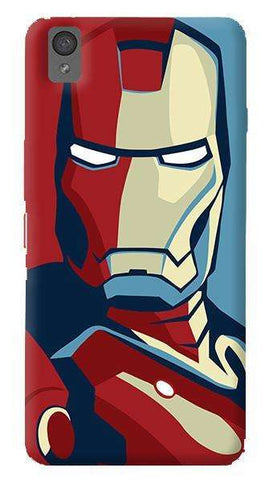 Retro Ironman  Oneplus X Case