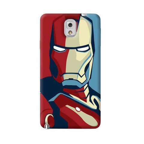 Retro Ironman Samsung Galaxy Note 3 Case