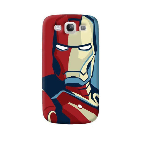 Retro Ironman Samsung Galaxy S3 Case
