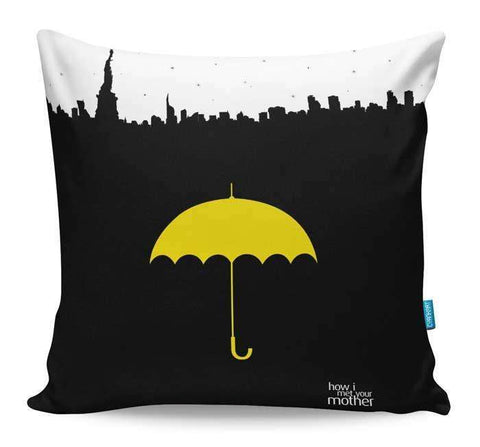 Right Place, Right Time Cushion Cover