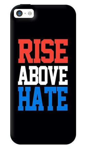 Rise Above Hate   Apple iPhone 5C Case