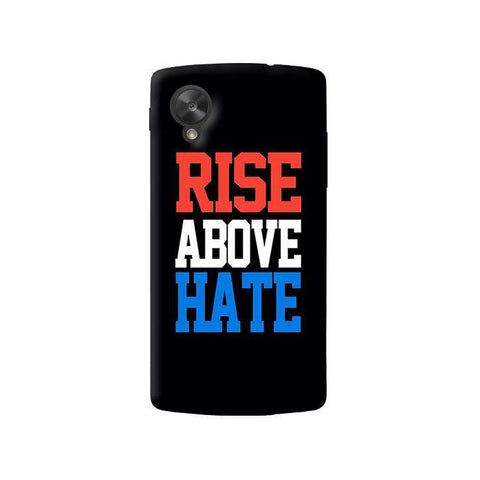 Rise Above Hate   LG Nexus 5 Case