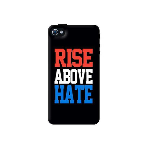 Rise Above Hate  Apple iPhone 4/4S Case