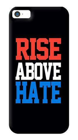 Rise Above Hate  Apple iPhone 5/5S Case