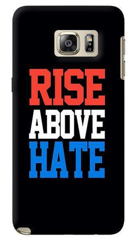 Rise Above Hate  Samsung Galaxy Note 5 Case
