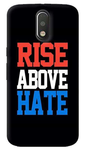 Rise Above Hate Motorola Moto G4/ G4 Plus Case
