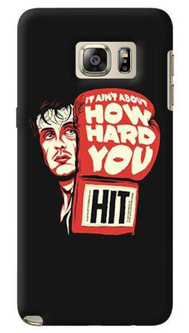 Rocky  Samsung Galaxy Note 5 Case