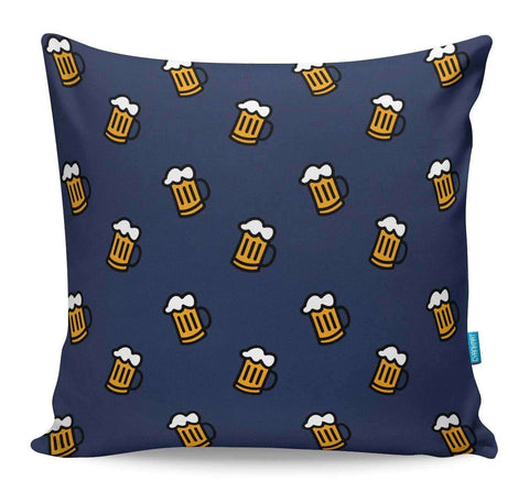 Seamless Beer Cushion Cover