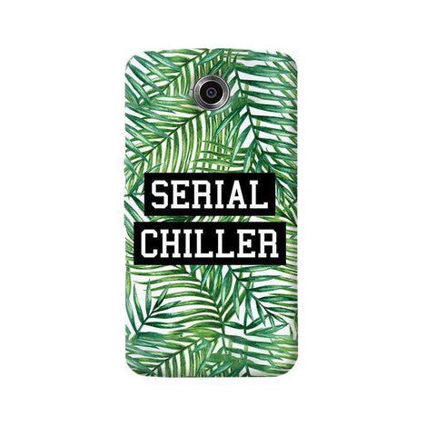 Serial Chiller  Nexus 6 Case