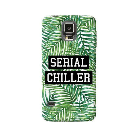 Serial Chiller  Samsung Galaxy S5 Case
