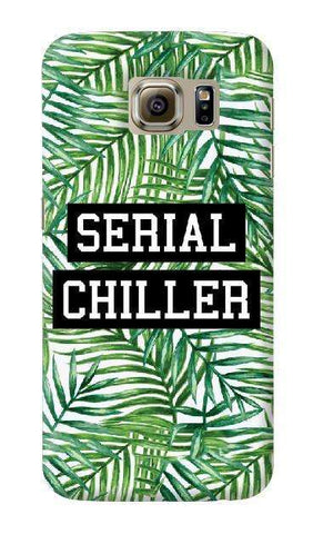 Serial Chiller  Samsung Galaxy S6 Case