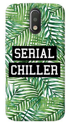 Serial Chiller Motorola Moto G4/ G4 Plus Case