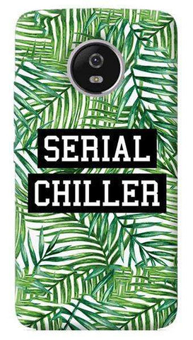 Serial Chiller Motorola Moto G5 Plus Case