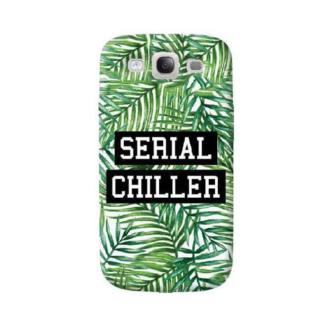 Serial Chiller Samsung Galaxy S3 Case
