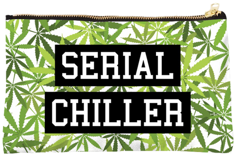Serial Chiller Studio Pouch