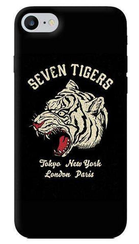 Seven Tigers Apple iPhone 7 Case