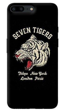 Seven Tigers Oneplus 5 Case