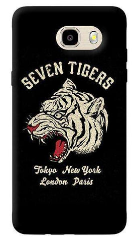 Seven Tigers Samsung Galaxy J7 Case