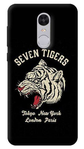 Seven Tigers Xiaomi Redmi Note 4 Case