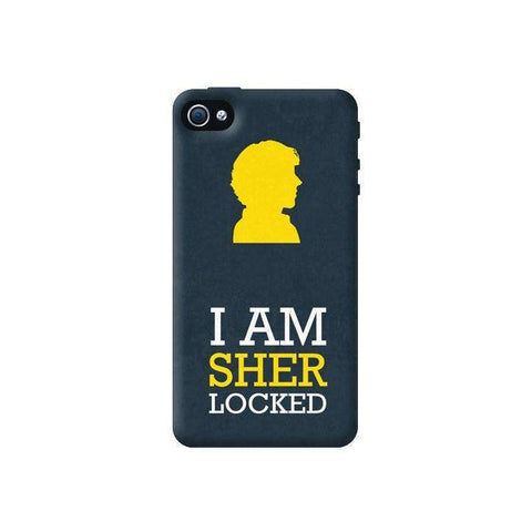 Sherlock Apple iPhone 4/4S Case