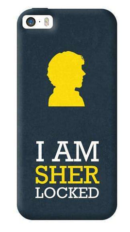 Sherlock Apple iPhone 5/5S Case