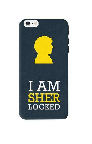 Sherlock Apple iPhone 6 Plus Case