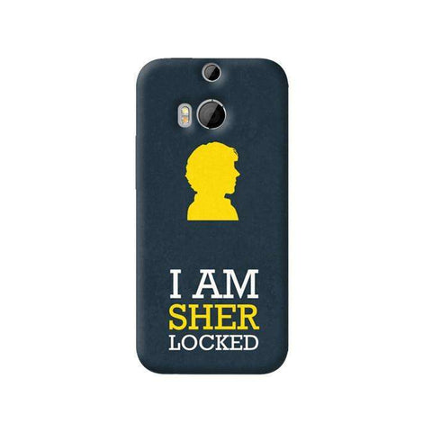 Sherlock HTC One 8 Case
