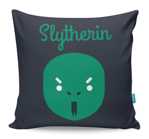 Slytherin Cushion Cover