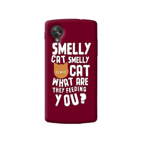 Smelly Cat   LG Nexus 5 Case