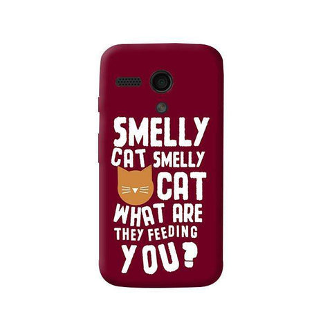 Smelly Cat   Moto G Case
