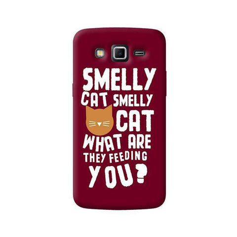 Smelly Cat   Samsung Galaxy Grand 2 Case