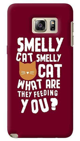 Smelly Cat   Samsung Galaxy Note 5 Case