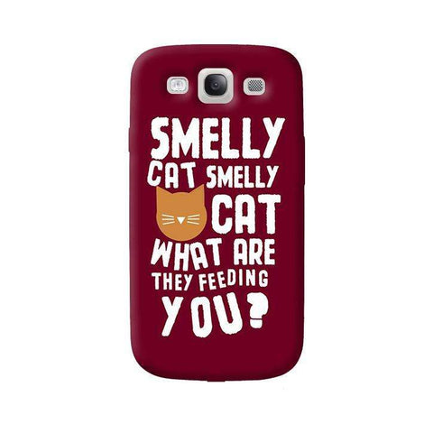 Smelly Cat   Samsung Galaxy S3 Case