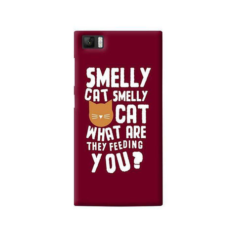 Smelly Cat   Xiaomi Mi3 Case