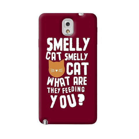 Smelly Cat  Galaxy Note 3 Case