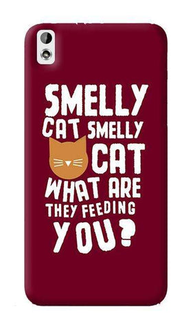 Smelly Cat  HTC Desire 820 Case